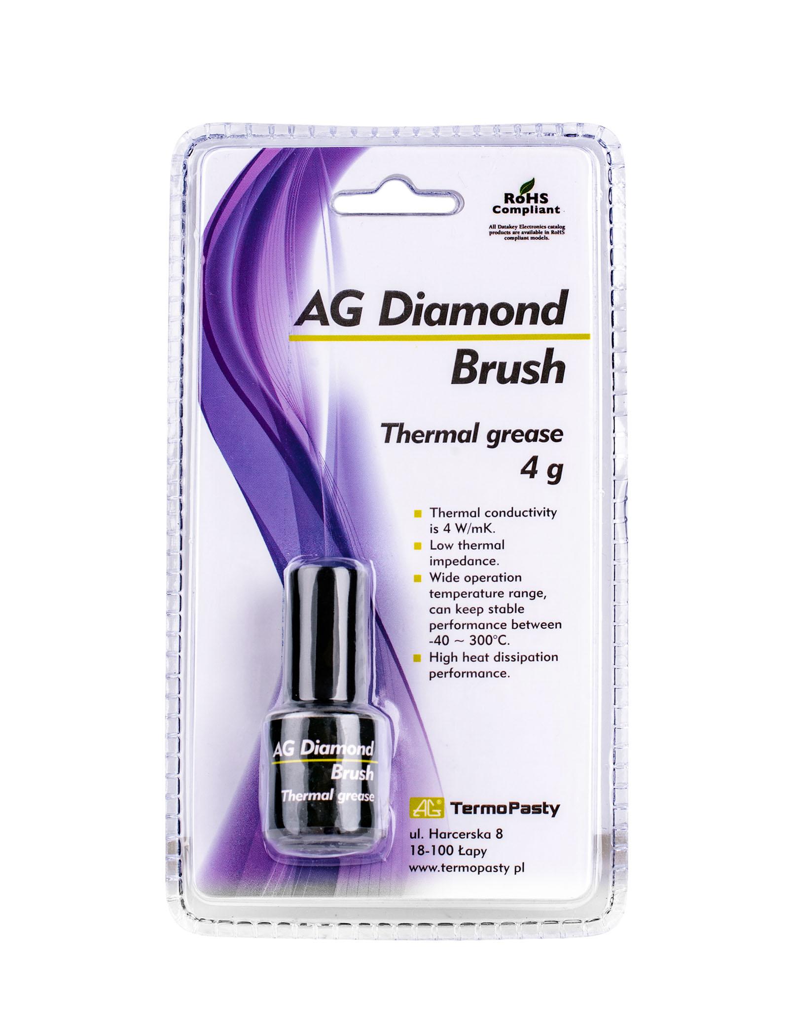 AG Diamond Brush