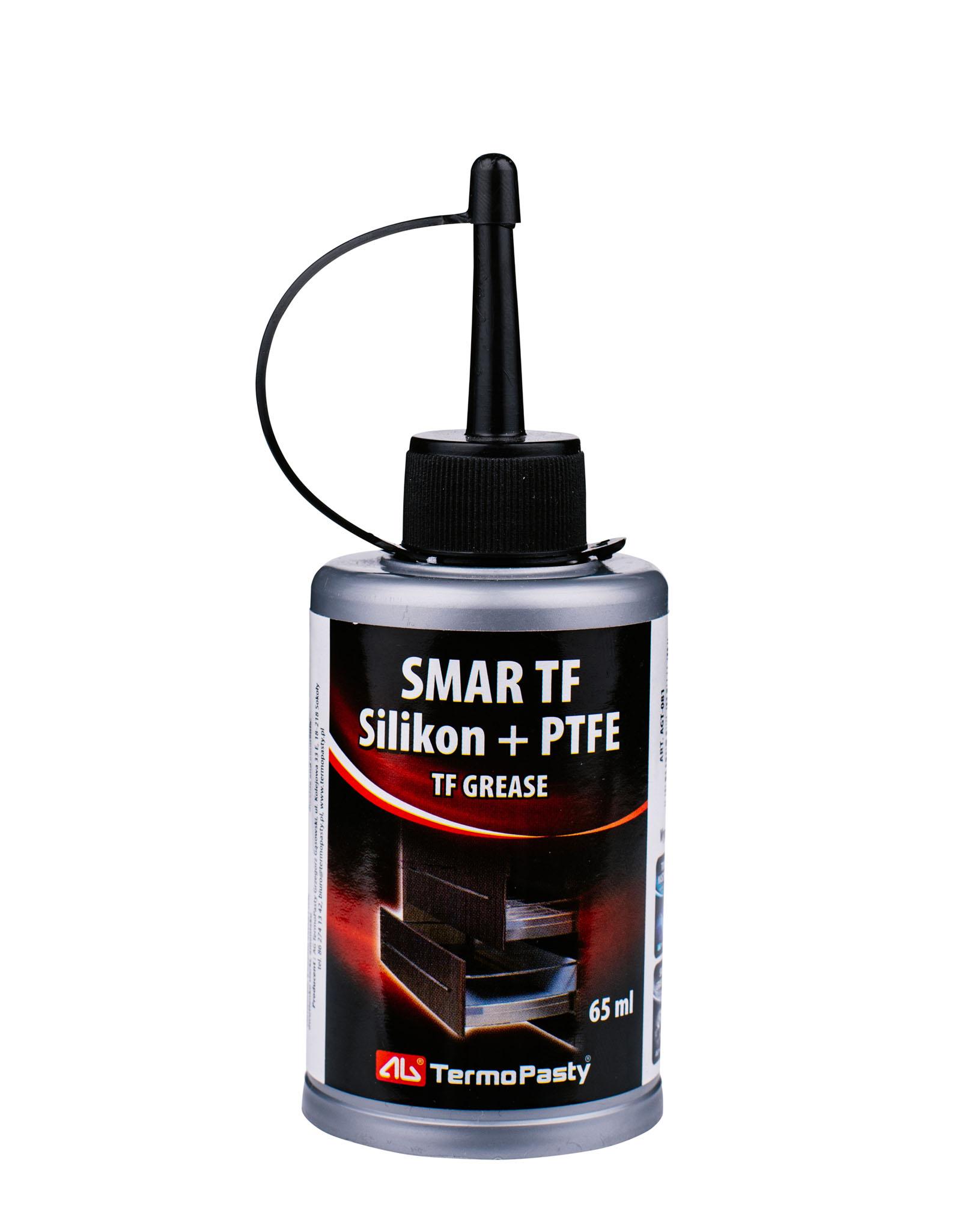 smar z teflonem i silikonem