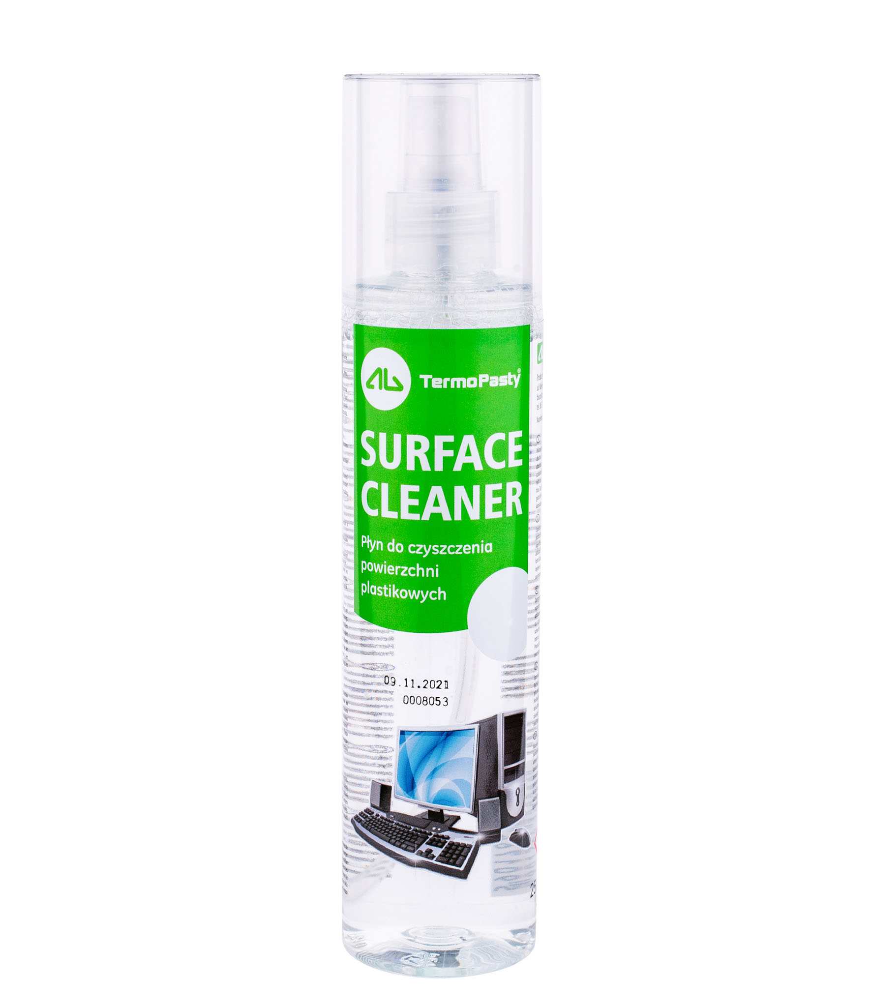 płyn do czyszczenia powierzchni