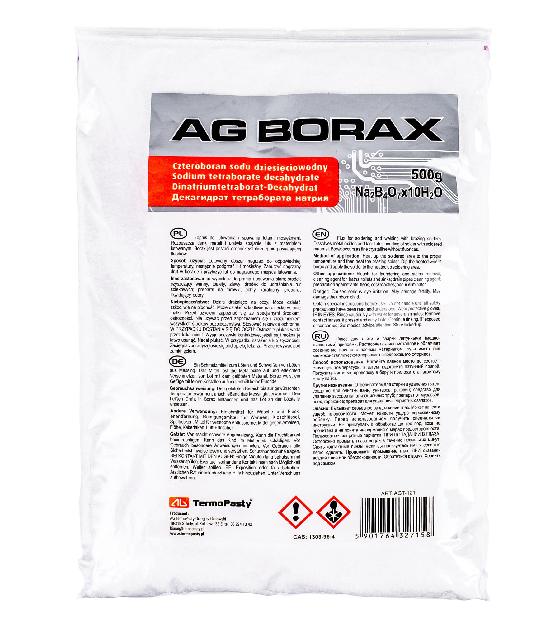 AG Borax