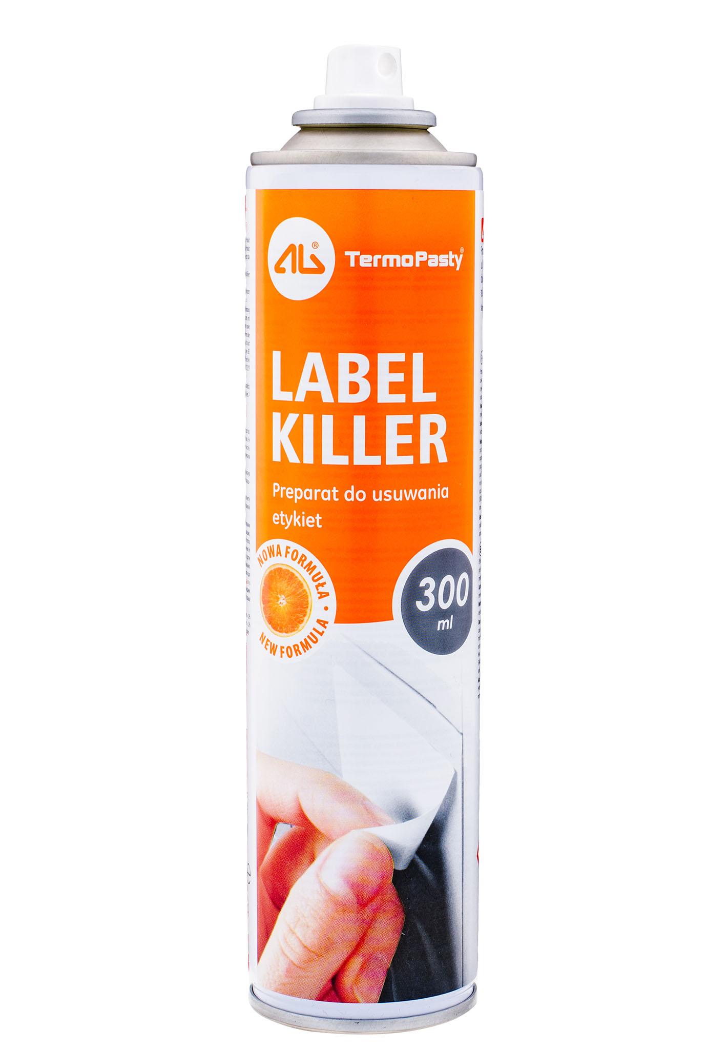 Środek do czyszczenia Laber Killer