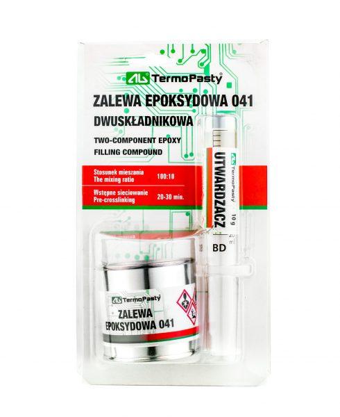 Zalewa epoksydowa 041 dwuskładnikowa