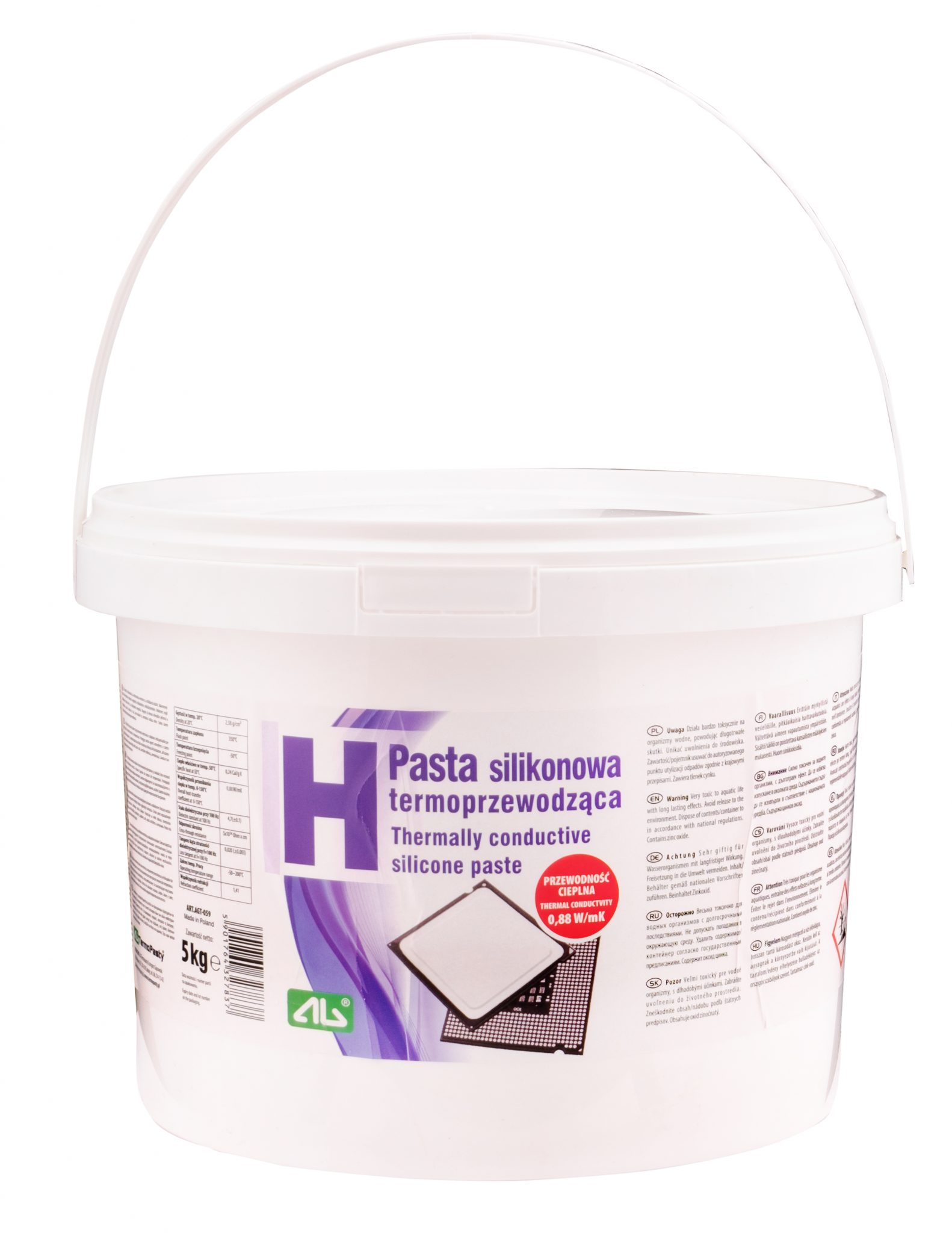 pasta termoprzewodząca H