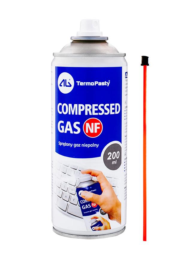 Sprężony gaz Niepalny NF