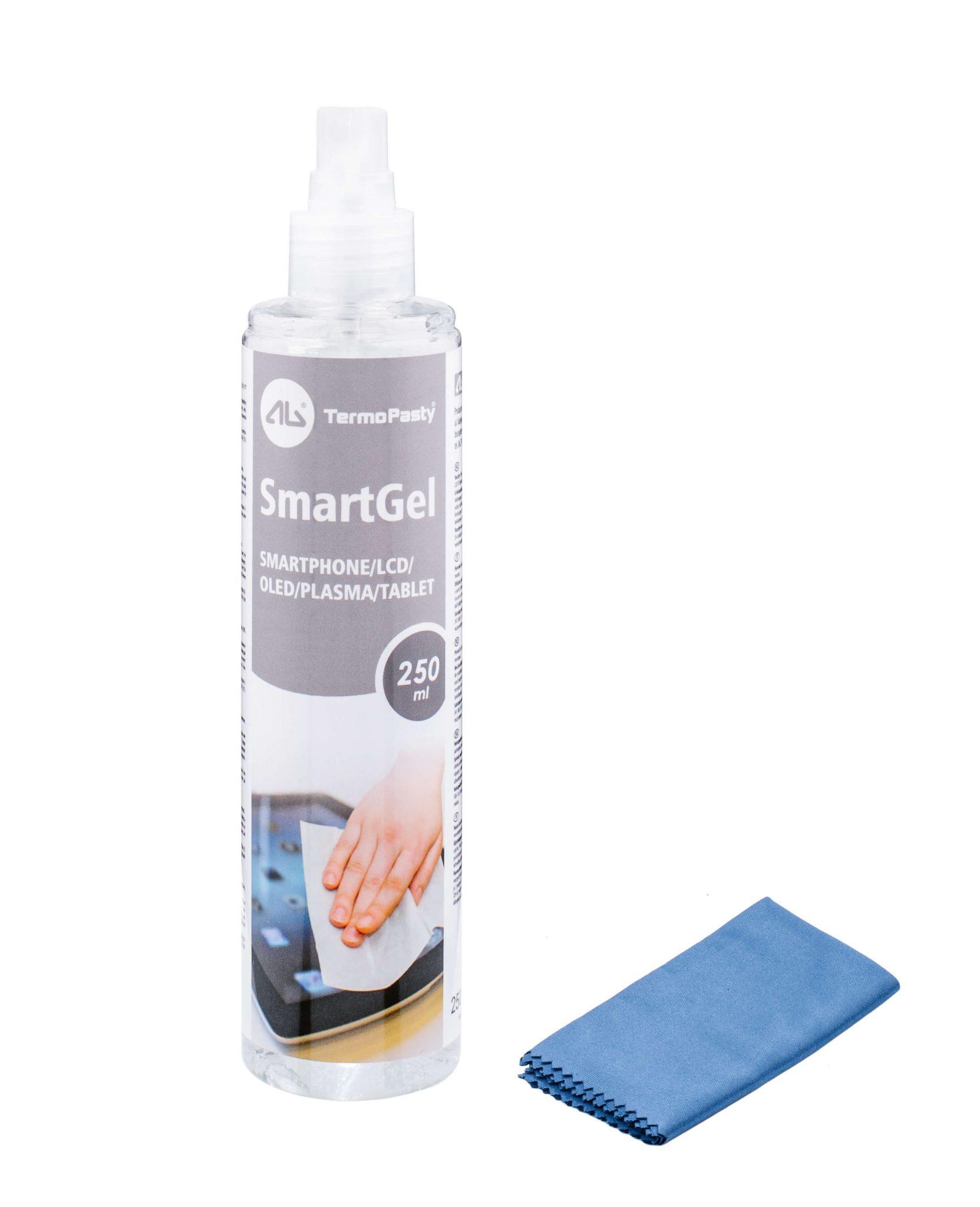 SmartGel 250 ml z mikrofibrą