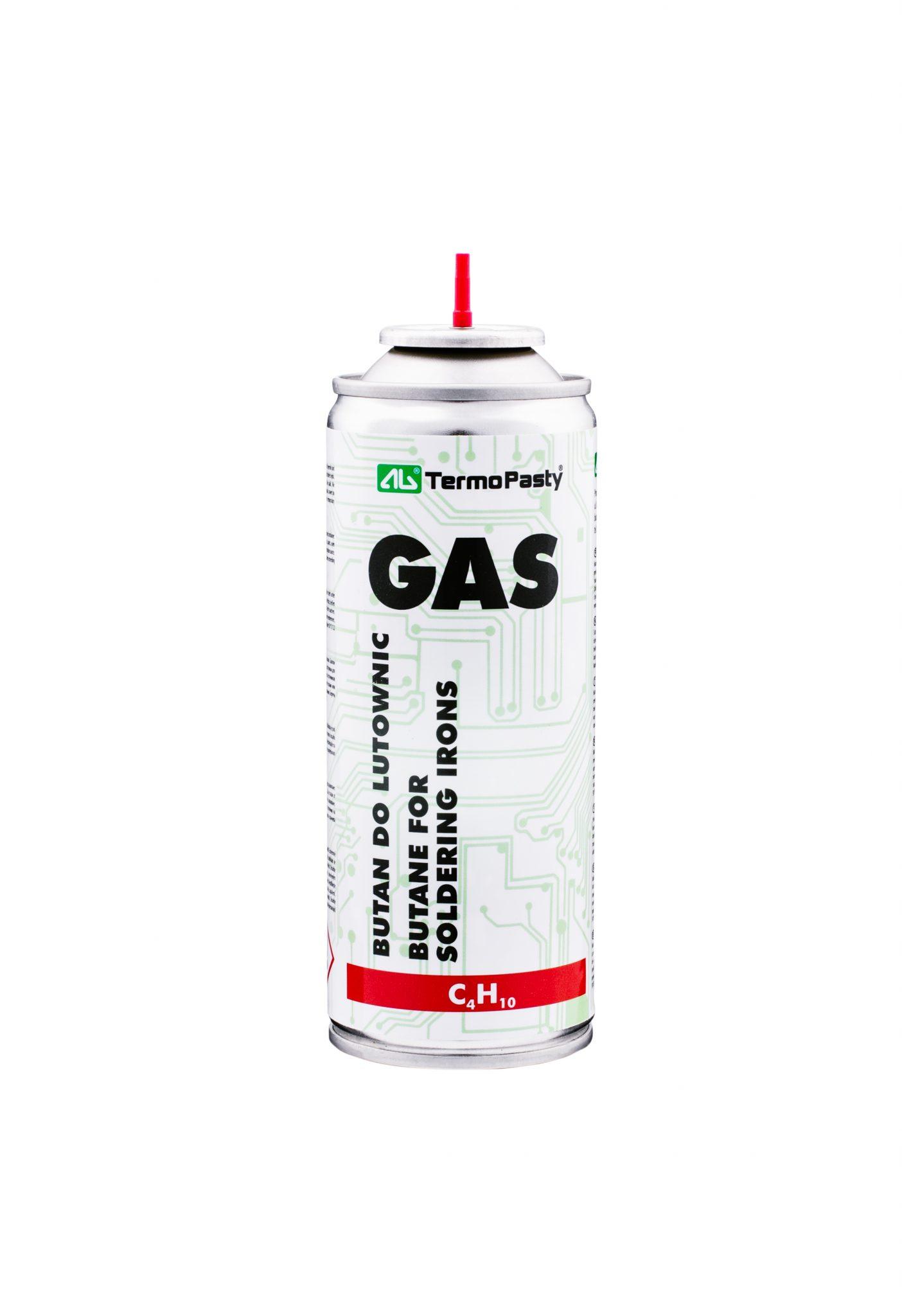 gaz do lutowania